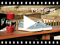Video from Sneakers Scamosciate Lacci