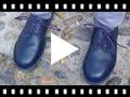 Video from Scarpe modello Oxford Bambino Pelle
