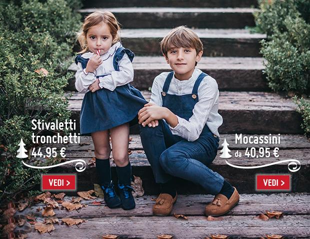 Stivali per bambina Natale 2017