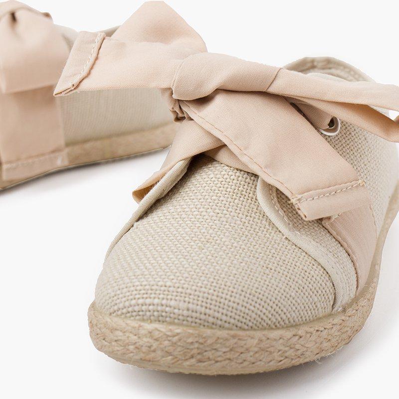 Sneakers con fiocco!