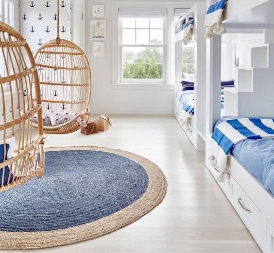 Idee di decorazione per una camera per bambini