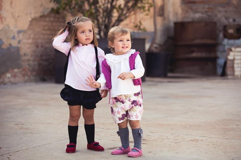 Scarpe con Cinturino per Bambina