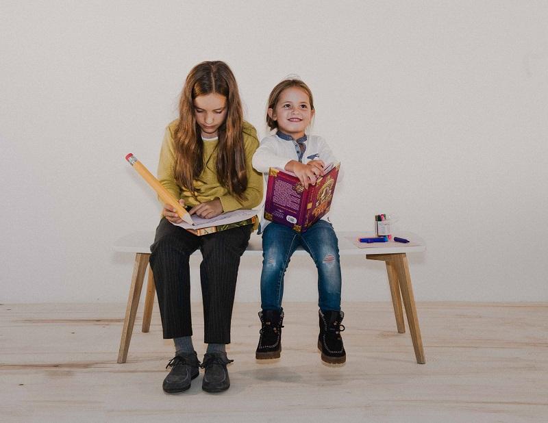 Pisamonas calzature per bambini alla moda