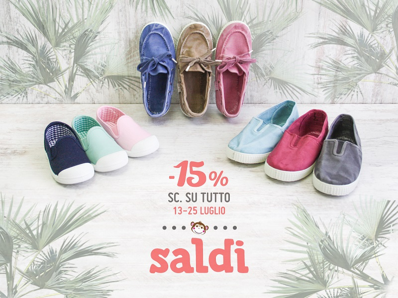Saldi Primavera Estate 2017