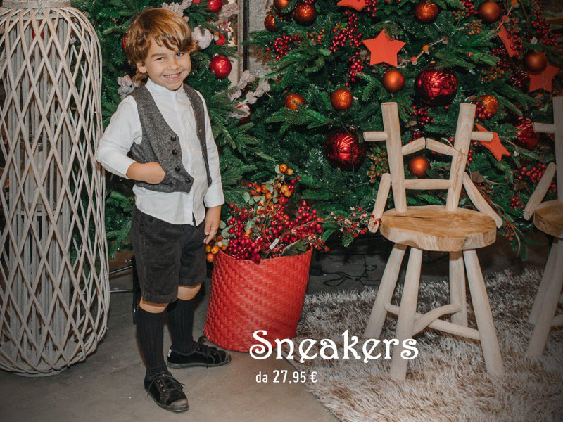 Sneakers Natale Pisamonas