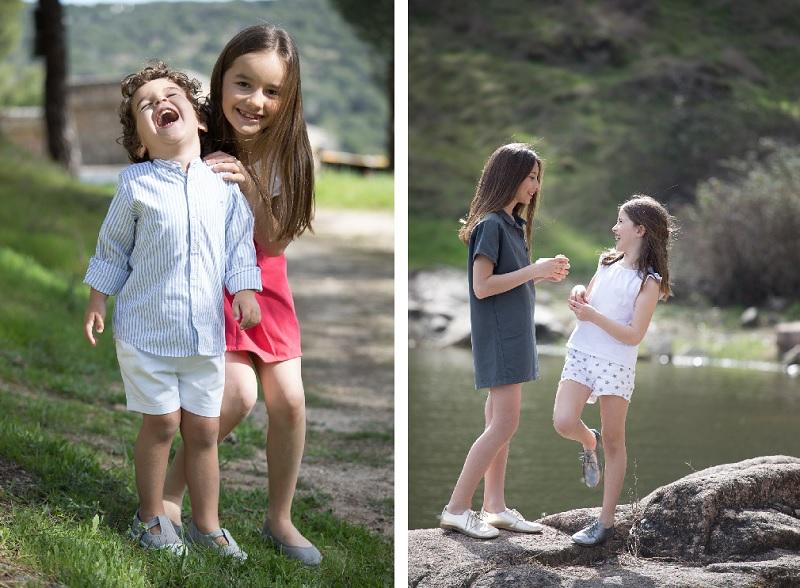 Scarpe da bambina di primavera estate 2017