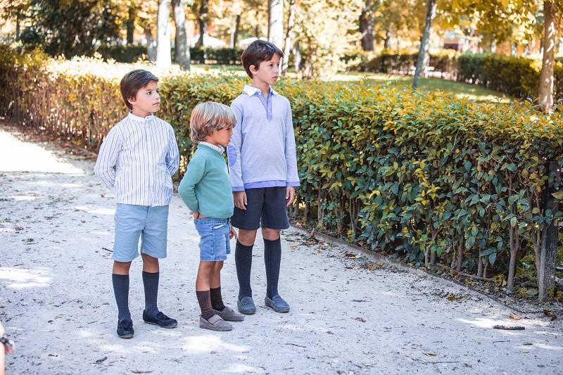 Scarpe eleganti per bambini