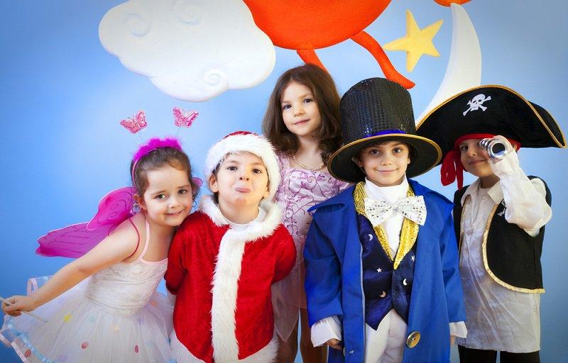 Maschere e teatro per Bambini