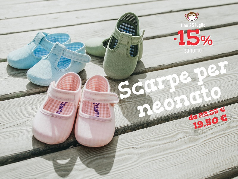 Scarpi per neonato